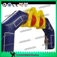 Wholesale Pop Advertising Inflatable Arches Outdoor Events Inflatable Entrance Arch from china suppliers
