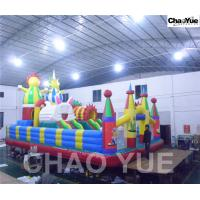Wholesale The hottest inflatable fun city (CYFC-08) from china suppliers