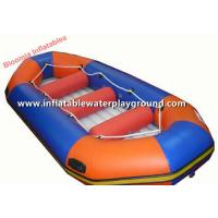 Wholesale Large Lake Rigid Inflatable Raft Boat , Water Sports Fly Fishing Rafts DB21 from china suppliers