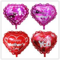 Wholesale Happy Mother's Day  Aluminium Foil Helium Ballon Supplier from china suppliers