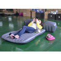 China 135cm * 85cm * 40cm SUV Seat Sleep Inflatable Car Bed Travel Outdoor Easy Airbed on sale