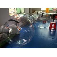 Wholesale Children Inflatable Floating Water Walking Ball , Human Water Zorb Ball from china suppliers