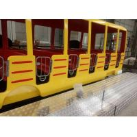 Wholesale 360 Degrees Rotation Kids Theme Park Rides , 24 Seats Crazy Bus Ride For All Ages from china suppliers