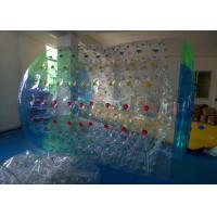 Wholesale Blue Inflatable Water Rolling Ball For Aqua Park Inflatable Outdoor Games from china suppliers