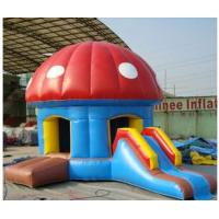 Wholesale Inflatable mushroom bouncer house from china suppliers