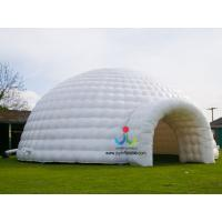 Wholesale Custom giant inflatable Igloo/Giant inflatable dome tent for event Tent-295 from china suppliers