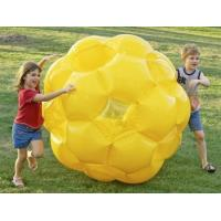 Quality 1.5m Diameter Inflatable Giga Ball , Human Zorb Roller Ball for Kiddes for sale