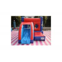 China Bugs Bunny Inflatable Bounce House / Blow Up Bouncer Size 4.25 X 6.28 X 2M on sale