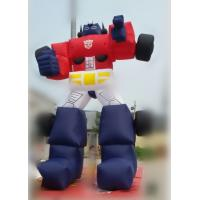 Wholesale 2m Inflatable Optimus, Wearable Moving Inflatable For Advertisement from china suppliers