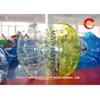 Wholesale Inflatable Body Bumper Ball , Waterproof Inflatable Human Bumper Ball from china suppliers