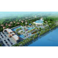 Wholesale 20,000 SQM Customization Water Park Project , Designing for Kids and Adults Play Park from china suppliers