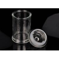 Wholesale Eco Friendly Glass Jar Candle Holders Replacement Shock Resistant from china suppliers