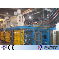 Buy cheap Advanced Eps Automatic Vacuum Shape Molding Machine / Eps Foam Molding Machine from wholesalers