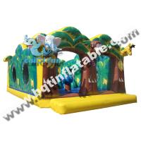 Wholesale Inflatable combo fun city,Inflatable amusement park from china suppliers
