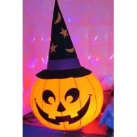 Wholesale Lighting Inflatable Pumpkin for Halloween Decoration from china suppliers