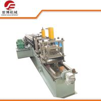 Wholesale Galvanized Steel CZ Purlin Roll Forming Machine Metal Stud And Track Roll Forming Machine from china suppliers