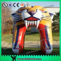 Wholesale Inflatable Tiger Head Entrance Tunnel Arch from china suppliers