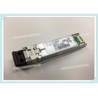 Wholesale Cisco  10GBASE-LR SFP+ SFP-10G-LR 1310nm 10km DOM Optical Transceiver Module from china suppliers