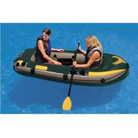 Wholesale Custom Logo 2 Person PVC Inflatable Boat For Rowing 240 X 135cm from china suppliers