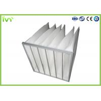Wholesale Customzied Replacement Air Filter Bag Type Synthetic Fiber Filter Media from china suppliers