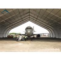 Wholesale High Strength Rustproof Air Plane Hanger With Steel Space Truss Structure from china suppliers