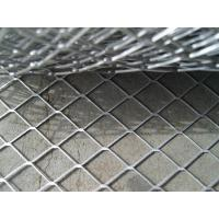 Wholesale Bright Surface Expanded Metal Screen Mesh Diamond Hole Shape Stainless Steel from china suppliers