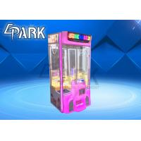 Buy cheap Commercial Arcade Prize Vending Game Machine Banknote Operated from wholesalers