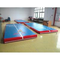 Wholesale Commercial Grade Inflatable Tumbling Air Track Mat for Gym Sport from china suppliers