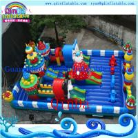 Wholesale Commerial inflatable priness bounce house , inflatable castle for kids from china suppliers