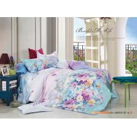 Wholesale Colorfule 4 Piece Bedroom Bedding Sets , Butterfly / Flower Printed Bedding Sets from china suppliers