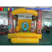 Wholesale Inflatable Bouncer Castle Jungle Bouncer inflatable combo BO136 from china suppliers