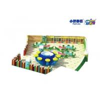 Wholesale Homemade Indoor Soft Play Equipment , Kids Indoor Play Equipment For Schools from china suppliers