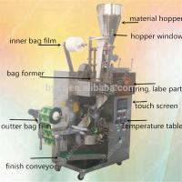 YB-180C Automatic Filter tea bags packing machine for 1g-15g