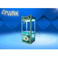 Wholesale Transparent Wall Pink Dream Toy Claw Crane Game Machine from china suppliers