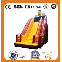 Wholesale Hot Sale high quality commerical climb and slide inflatable in China from china suppliers