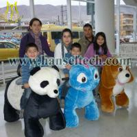 Wholesale Hansel shopping mall walking ride on animal toy walking animal rides for sale from china suppliers