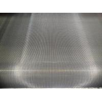 China Plain Woven Stainless Steel Wire Cloth Mesh Screen Customized Roll Length on sale