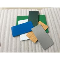 Wholesale Pearl Blue PVDF Aluminum Composite Panel Heat Insulation For Wall Cladding from china suppliers