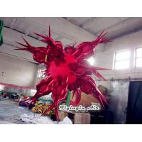 Buy cheap Customized Special Decorative Inflatable UFO for Event and Holiday from wholesalers