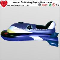 China Inflatable motorcycle rider and inflatable PVC motocycle on sale