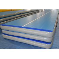 Buy cheap Safety Inflatable Gymnastics Crash Mats , Huge Folding Gym Mat from wholesalers