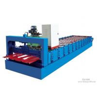Wholesale Professional Construction Automatic Roll Forming Machines With ISO9001 Approved from china suppliers