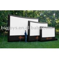 Buy cheap inflatable movie screen, mobile inflatable screen, inflatable air screen from wholesalers