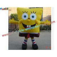Quality Lovely Moving Cartoon Costume advertising inflatable for promotional for sale