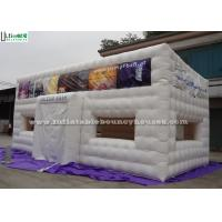 Quality Multifunctional Inflatable Cube Tent, Inflatable Tent For Exhibition for sale