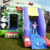 Quality commercial bouncers inflatables free shipping for sale