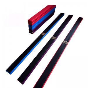 Wholesale 2 Feet Foam Kids Gymnastics Beam / Balance Beam Scale 220*10*6.5CM Size from china suppliers