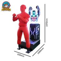 Wholesale Simulated Hammer Game Machine , Fun Arcade Machines Coin Operated from china suppliers