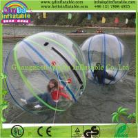 Buy cheap Colorful inflatable water ball,inflatable walk on water ball,wonderful water from wholesalers