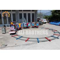 Wholesale Shopping Mall Amusement Train Rides , Thomas Track Kiddie Train Ride from china suppliers